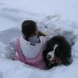 157_5741 雪遊び