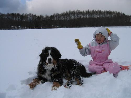 157_5748 雪遊び