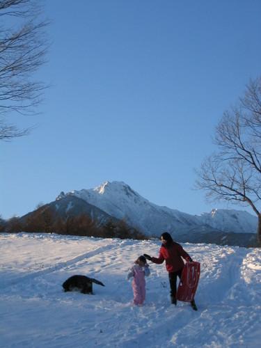 157_5792 雪遊び